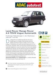 Land Rover Range Rover 4.4 TDV8 Vogue Automatik