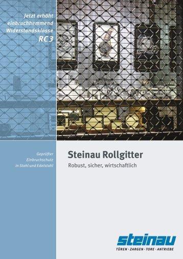 Steinau Rollgitter