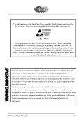 Tron SART Radar Transponder User Manual - Marinestore - Page 5
