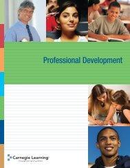 Professional Development - Carnegie Learning