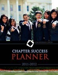 California DECA Chapter Success Planner 2011-2012