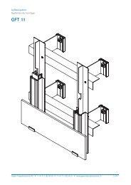 2.00 GFT 11 (pdf) - Gasser Fassadentechnik AG