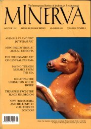 The International Review of Ancient Art 8t Archaeology