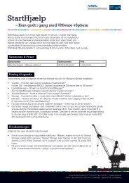 StartHjælp - VMware vSphere - Arrow ECS