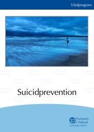 Suicidprevention - Region Halland