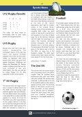 december 2011 Newsletter web2 - Sir Joseph Williamson's ... - Page 2