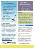 december 2011 Newsletter web2 - Sir Joseph Williamson's ... - Page 7