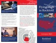 Flying High in Rockford - Rockford Area Economic Development ...