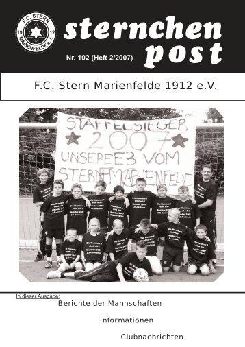 1. E-Junioren - FC Stern Marienfelde e.V.