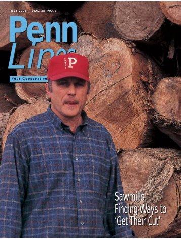July 2003 - PREA - The Pennsylvania Rural Electric Association
