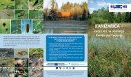 Zloženka Kanižarica - Zavod RS za varstvo narave