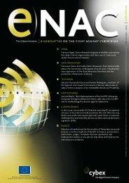 e-newsletter on the fight against cybercrime - Stephen Mason