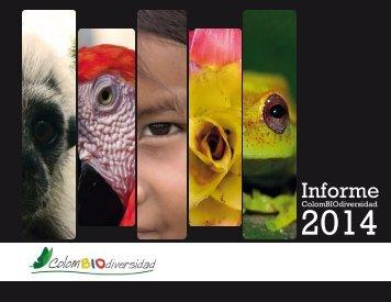 Informe-ColomBIOdiversidad-2014