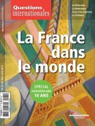 La France dans le monde » , N° 61-62 , Mai-août 2013 (PDF)