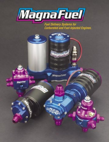 Download Catalog - MagnaFuel