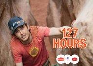 127 Hours - Lessen in het donker