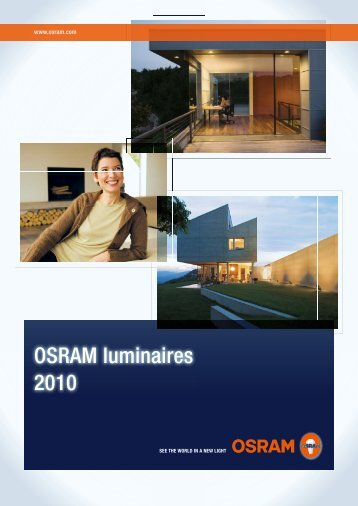 OSRAM Luminaires 2010