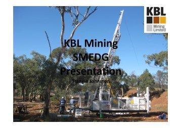 Powerpoint as a 3.5MB .pdf - Sydney Mineral Exploration ...