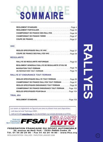 """Ex"""" Rallye 08 - Web 4x4"""