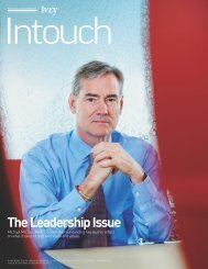 22880 Intouch pg.1-13.qx - Richard Ivey School of Business ...