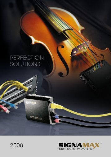 perfection SolutionS 2008 - AlHof