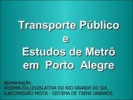 Porto Alegre - Assembléia Legislativa