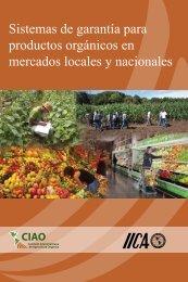 Sistemas de garantía para productos orgánicos en mercados ...