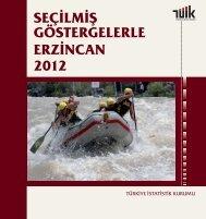 ERZİNCAN - Türkiye İstatistik Kurumu