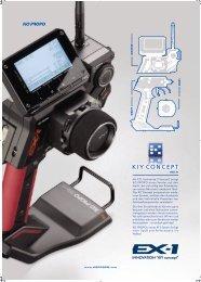 Produktinfo zu KOPROPO EX-1 KIY 2.4 GHz FHSS Sender und ...