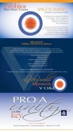Exhibitor Brochure old.pdf - PRO-A.org - Pennsylvania Recovery ...
