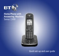 Sonus 1500 User Guide - Telephones Online Reviews