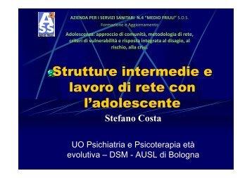 5. Adolescenti - Medio Friuli