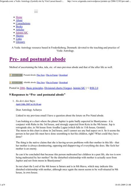 20061203 pdf - Visti Larsen