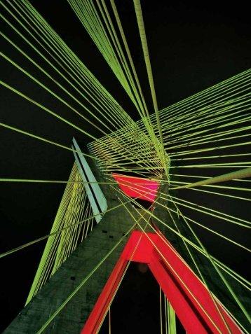 Ponte Estaiada - Lume Arquitetura
