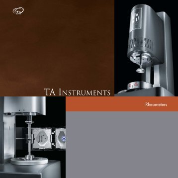 AR-G2 - TA Instruments
