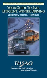 Your Guide To Safe,Efficient, Winter Driving - Infrastructure Health ...