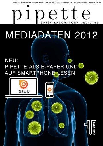MEDIADATEN 2012 - EMH