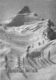 Februar - Planinski Vestnik