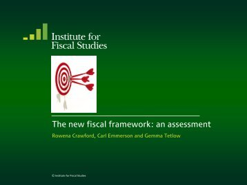 Download full version (PDF 228 KB) - The Institute For Fiscal Studies