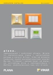 Katalog Vimar PLANA (hrvatski jezik)