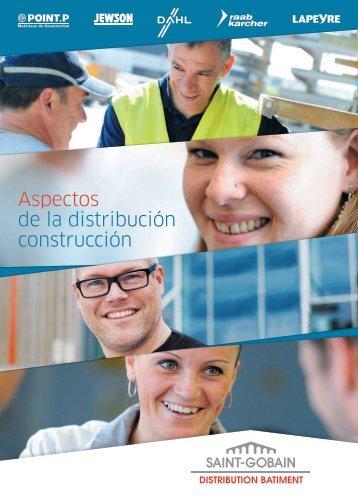 Aspectos de la distribución construcción - Saint-Gobain