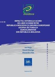 impactul viitorului acord de liber schimb între republica moldova şi ...