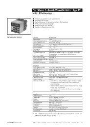 Hengstler 07114.. - Schlaps GmbH