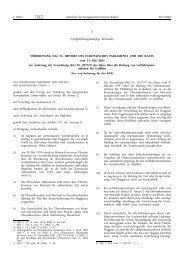 VERORDNUNG (EG) - EUR-Lex