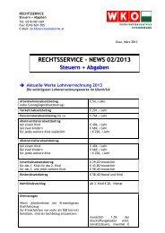 Macht Arbeit wirklich krank - Steiermark