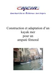 Construction et adaptation-v3 - FFCK