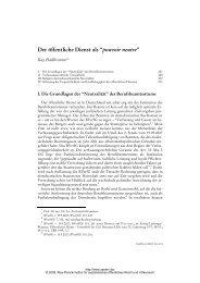 """Der öffentliche Dienst als """"pouvoir neutre"""" - Zeitschrift für ..."""