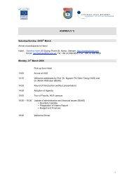 Agenda (V 1) - invent
