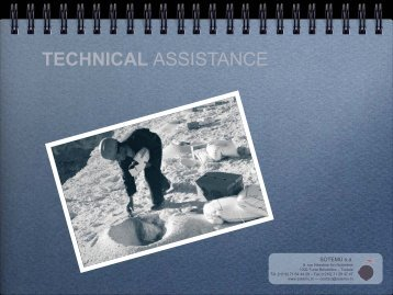 Technical Assistance Presentation - SOTEMU sa