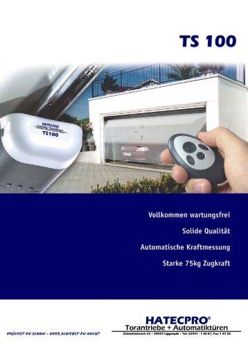 download PDF Produktdatenblatt - hatecpro